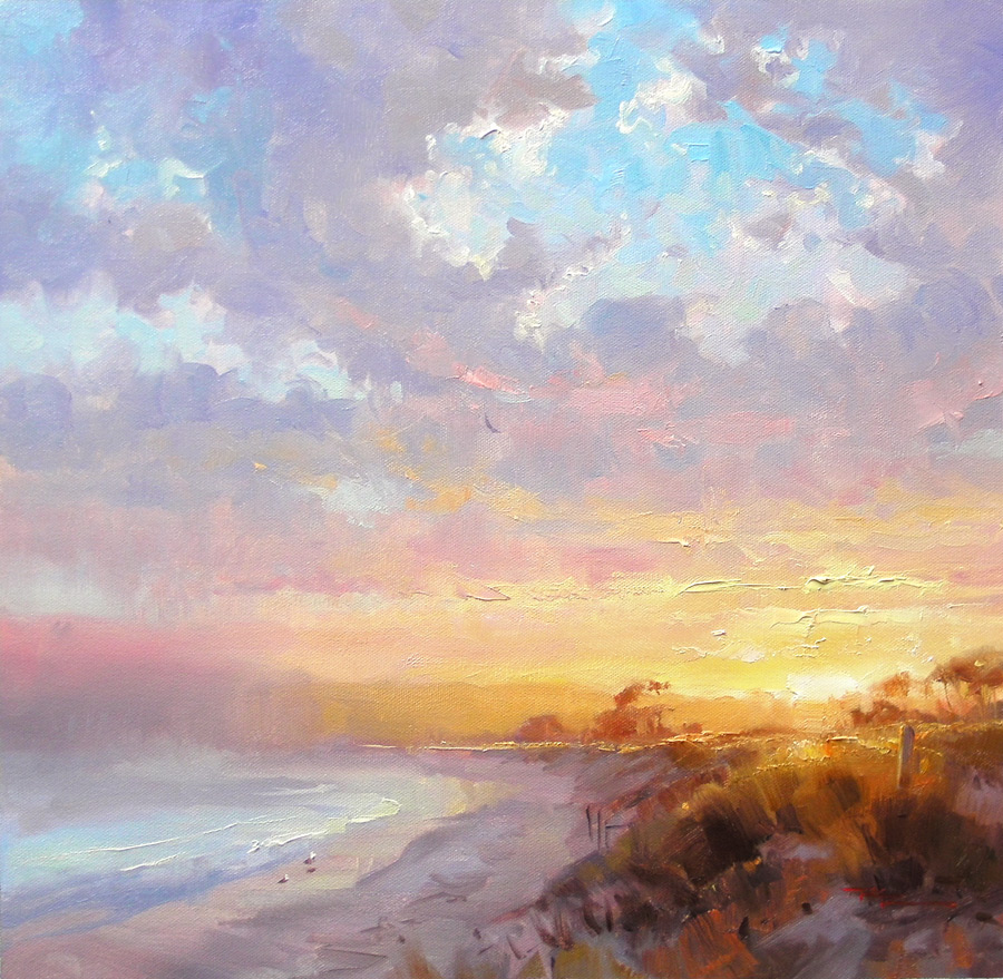 7 Things Sunset Painters Get Wrong