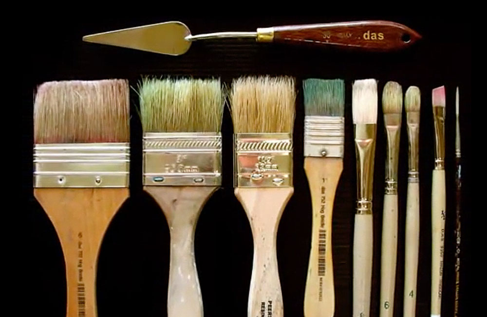 Big Brush, Little Brush.