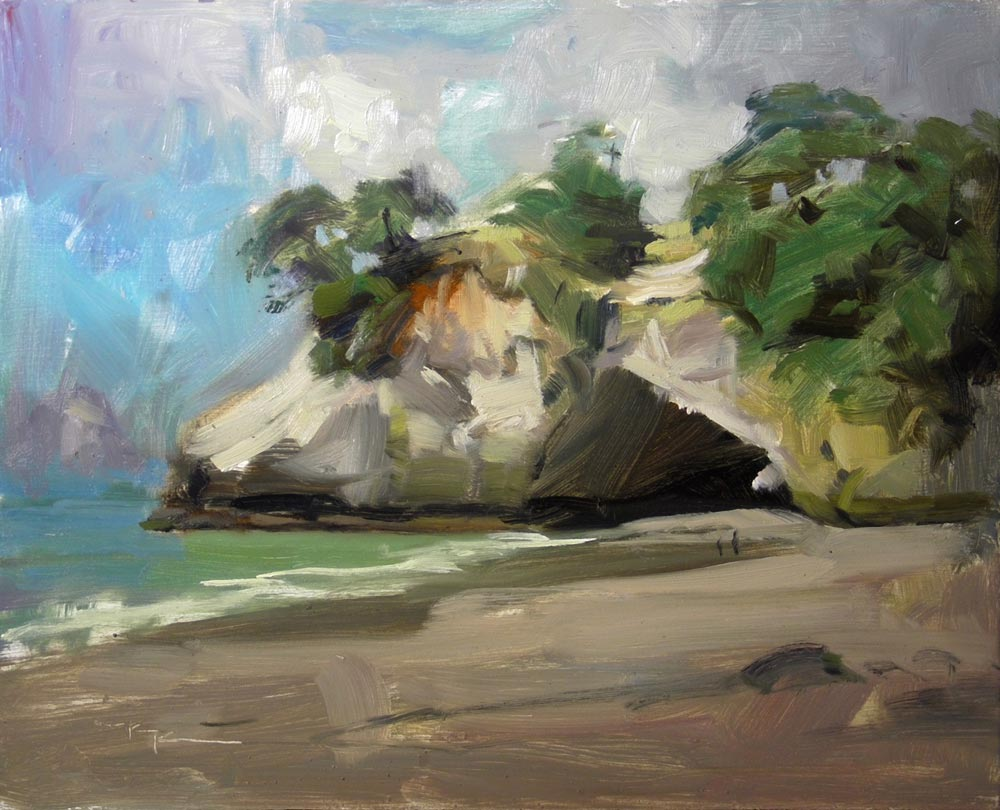 Be Inspired by Cathedral Cove