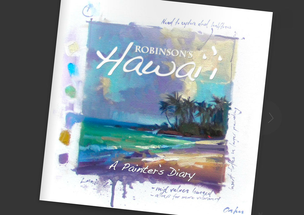 Free Hawaii Painting Book