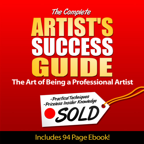The Complete Artist's Success Guide