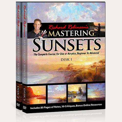 Mastering Sunsets DVDs