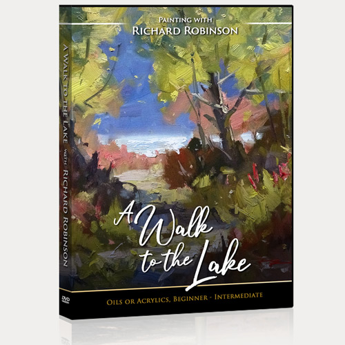 A Walk to the Lake DVD