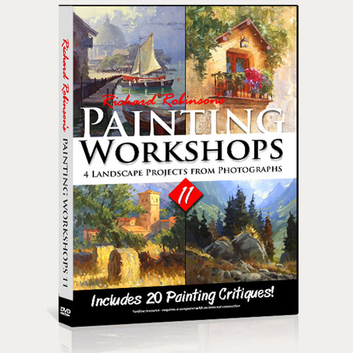 Painting Workshops 11 DVD