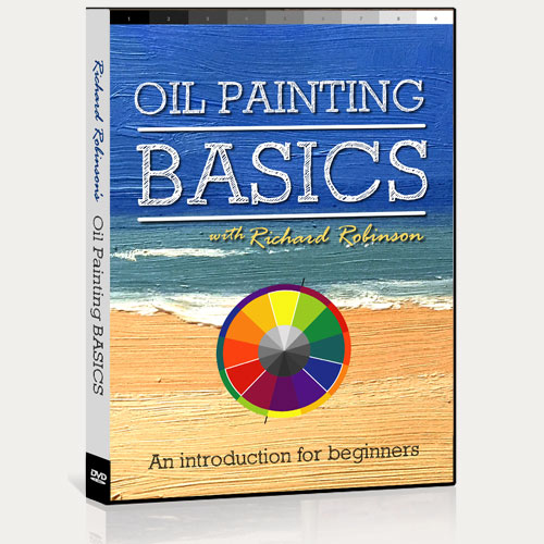 Oil Painting Basics DVD
