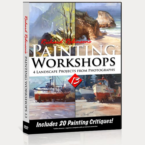 Painting Workshops 13 DVD