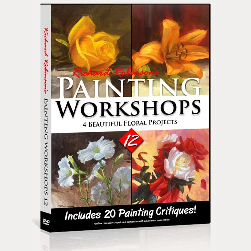 Painting Workshops 12 DVD