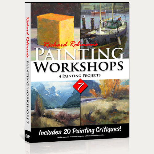 Painting Workshops 7 DVD