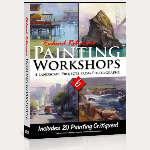 Painting Workshops 6 DVD