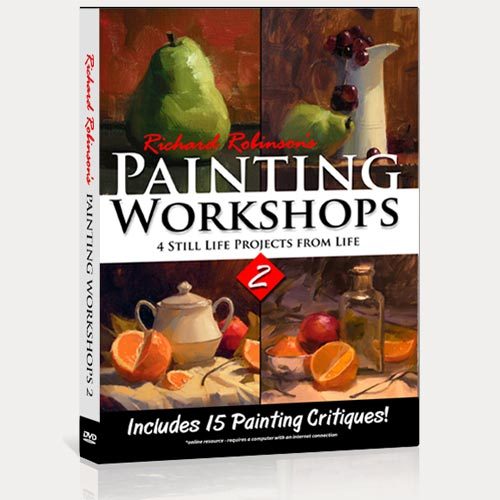 Painting Workshops 2 DVD