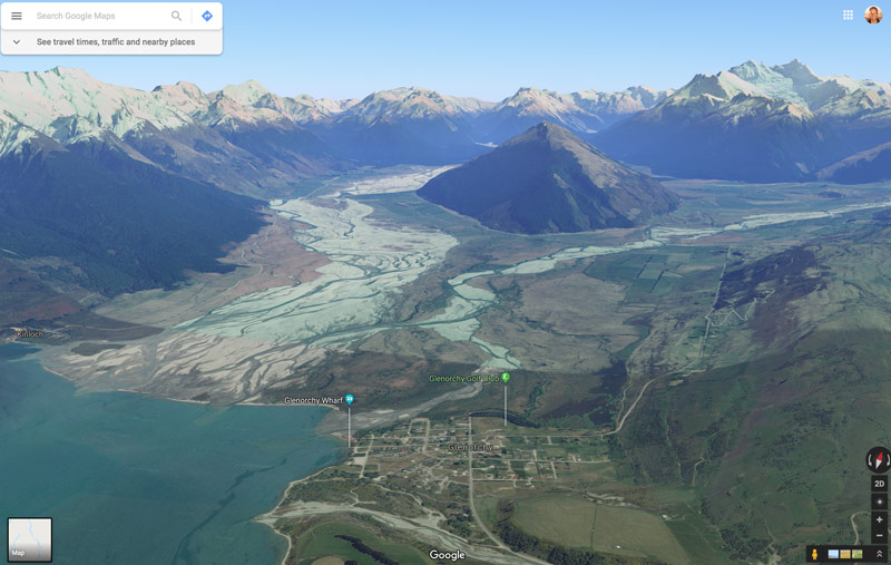 Glenorchy_Map