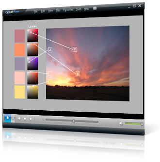 Mastering Sunsets video painting course chapter 4